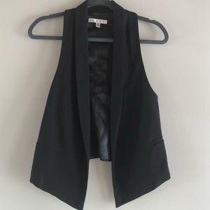 Cabi tuxedo racer back vest